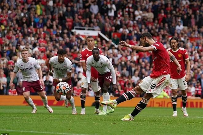 Man Utd thua sốc