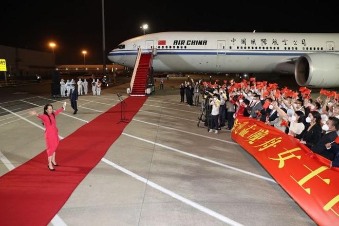 Thỏa thuận Mạnh Vãn Chu tác động ra sao tới quan hệ Mỹ - Trung? - 1