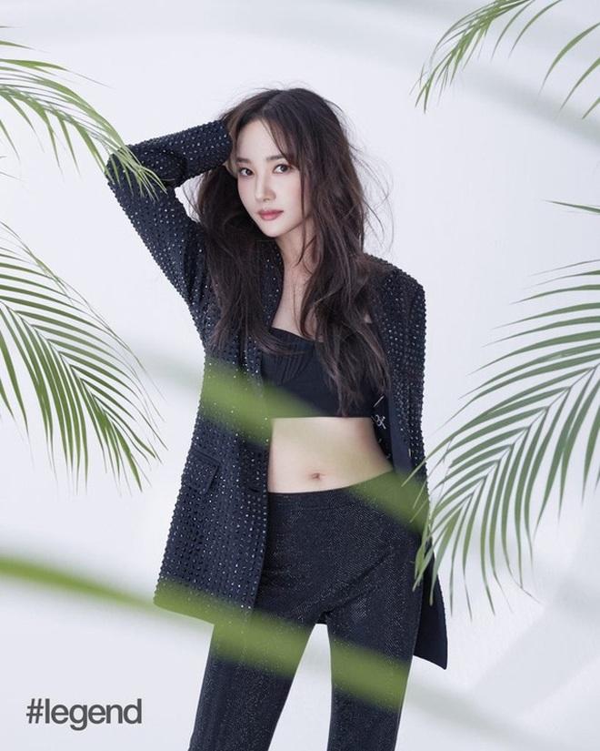 Park Min Young thay đổi quan niệm về vẻ đẹp dao kéo thẩm mỹ tại Hàn Quốc - 4