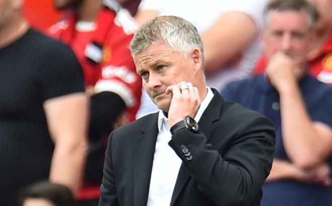 Man Utd thua sốc, khả năng HLV Solskjaer bị sa thải bỗng dưng cao đột biến - 1