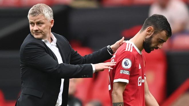 Man Utd thua sốc, khả năng HLV Solskjaer bị sa thải bỗng dưng cao đột biến - 2