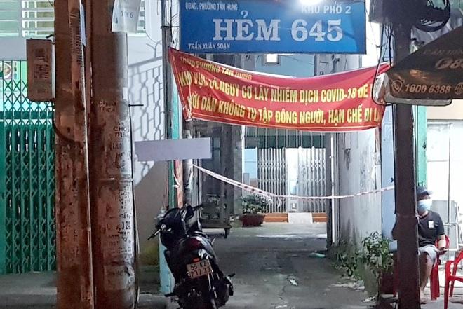 Tạm giữ nghi can vụ thi thể người đàn ông không nguyên vẹn trong hẻm - 2