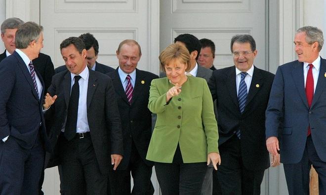 Nước Đức tạm biệt tượng đài Angela Merkel - 2