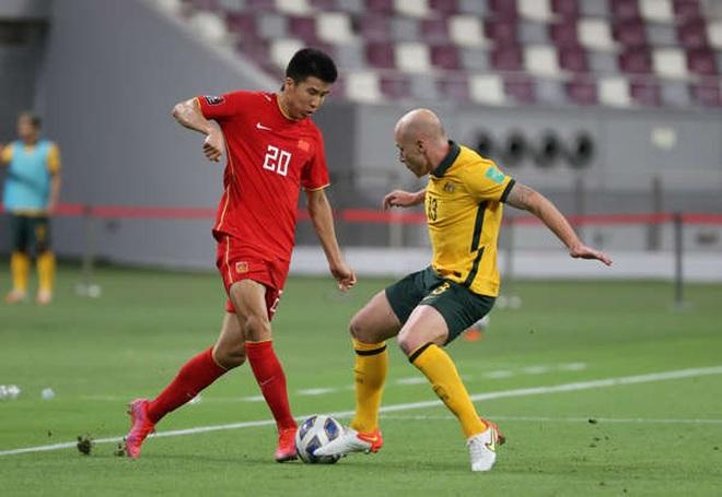 Đội tuyển Trung Quốc bất ngờ lộ chiến thuật trước trận gặp tuyển Việt Nam - 2