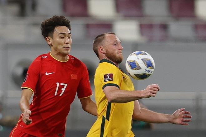 Đội tuyển Trung Quốc bất ngờ lộ chiến thuật trước trận gặp tuyển Việt Nam - 1