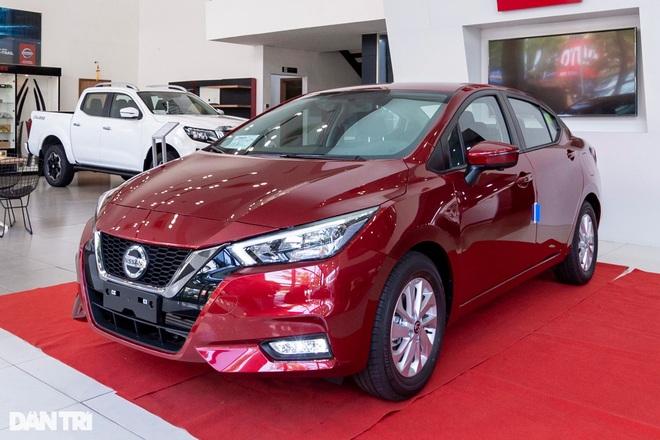 Chi tiết Nissan Almera tại đại lý, cạnh tranh trực tiếp với Vios, Accent - 1