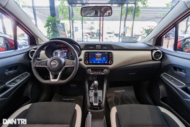 Chi tiết Nissan Almera tại đại lý, cạnh tranh trực tiếp với Vios, Accent - 8
