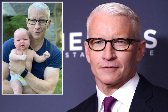 MC Anderson Cooper kể về truyền thống không để lại thừa kế trong gia đình - 1
