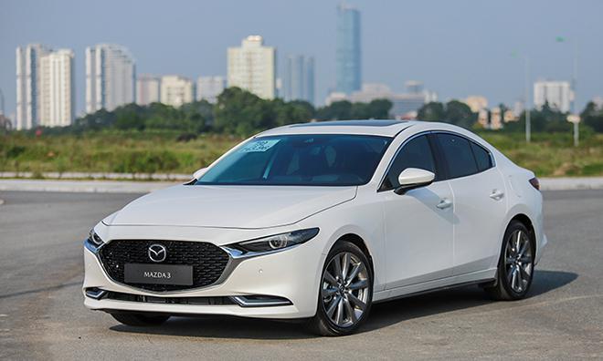 Kia K3 2022 và các mẫu sedan hạng C tầm giá 600 triệu đồng tại Việt Nam - 7