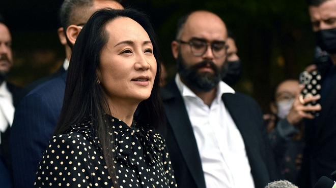 Trung Quốc nói Canada nên rút ra bài học từ vụ bắt giữ Mạnh Vãn Chu - 1