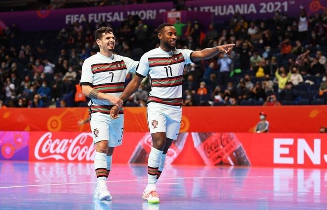 Ngược dòng hạ Tây Ban Nha, Bồ Đào Nha tiến vào bán kết World Cup futsal - 1