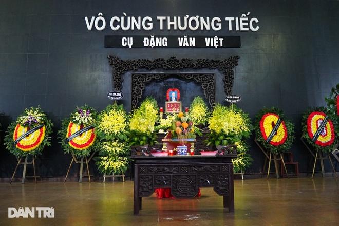 Lễ tang Hùm xám đường số 4 - Trung tá Đặng Văn Việt - 2