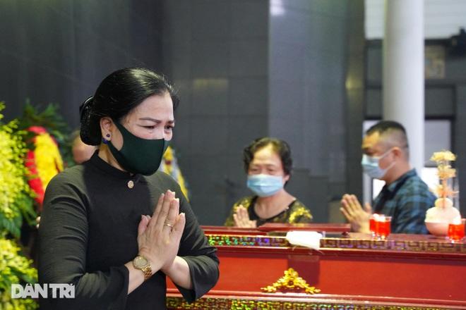Lễ tang Hùm xám đường số 4 - Trung tá Đặng Văn Việt - 8
