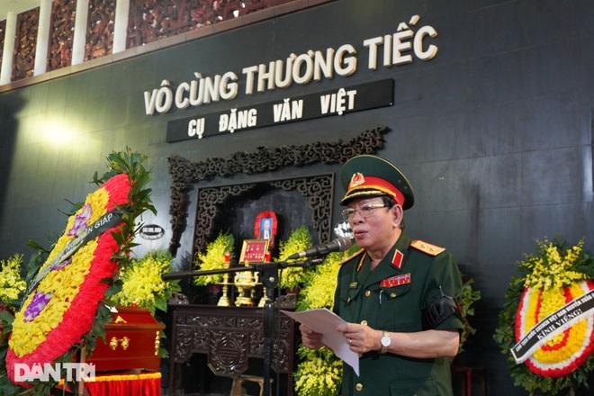 Lễ tang Hùm xám đường số 4 - Trung tá Đặng Văn Việt - 12