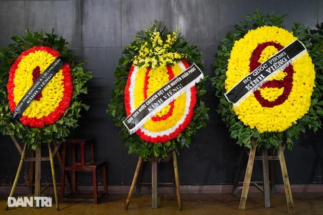 Lễ tang Hùm xám đường số 4 - Trung tá Đặng Văn Việt - 4
