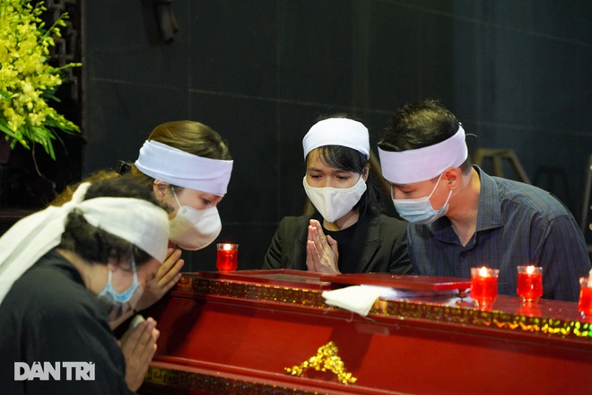 Lễ tang Hùm xám đường số 4 - Trung tá Đặng Văn Việt - 5