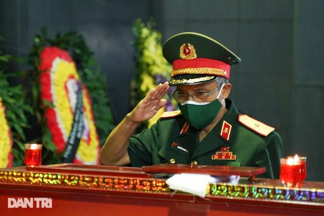 Lễ tang Hùm xám đường số 4 - Trung tá Đặng Văn Việt - 9