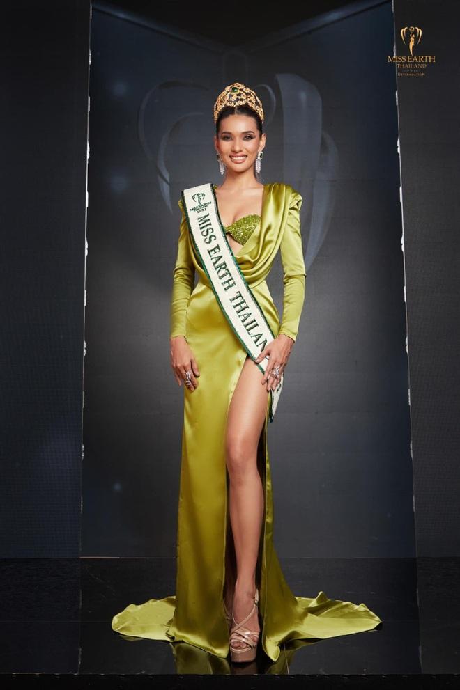 Nhan sắc hoàn hảo của tân Hoa hậu Trái đất Thái Lan - 6