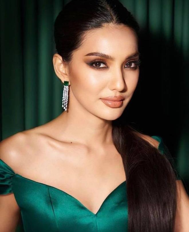 Nhan sắc hoàn hảo của tân Hoa hậu Trái đất Thái Lan - 8