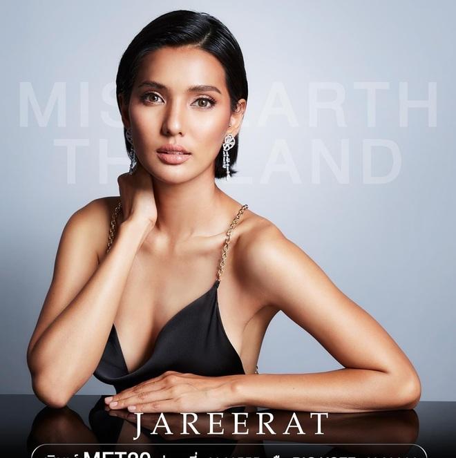 Nhan sắc hoàn hảo của tân Hoa hậu Trái đất Thái Lan - 9