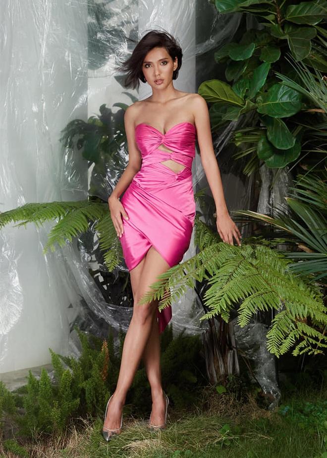 Nhan sắc hoàn hảo của tân Hoa hậu Trái đất Thái Lan - 3