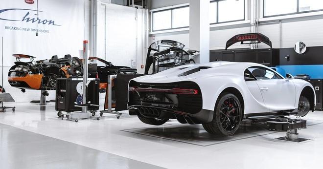 Hoa mắt chóng mặt với chi phí bảo dưỡng xe Bugatti Chiron Pur Sport - 1