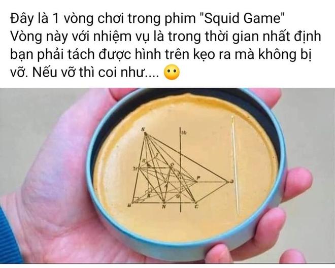 Bước ra từ Squid game, thử thách tách kẹo đường gây bão mạng xã hội - 9