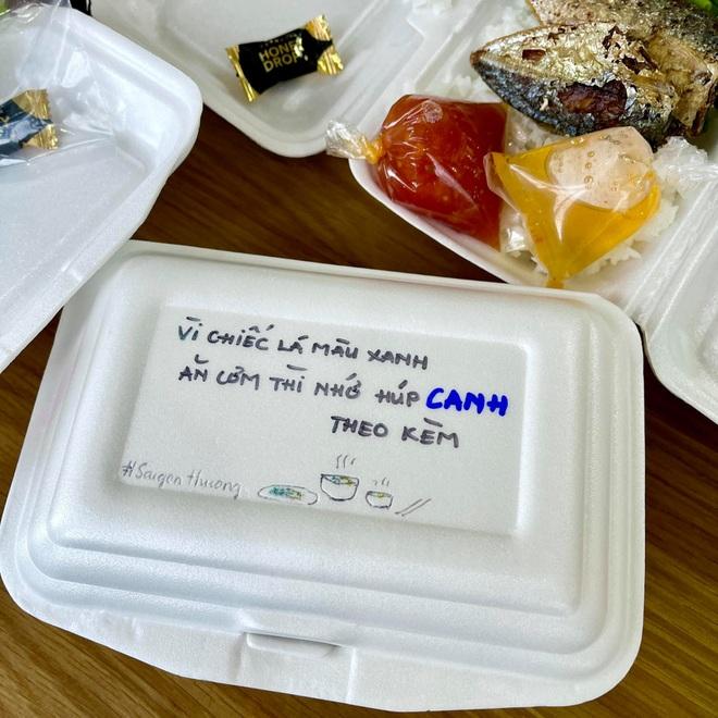 Thầy giáo mồ côi và những hộp cơm... biết nói dành cho bác sĩ, F0 - 4