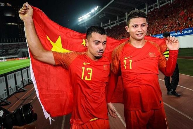 Sao nhập tịch Trung Quốc tuyên bố đanh thép trước trận gặp tuyển Việt Nam - 2