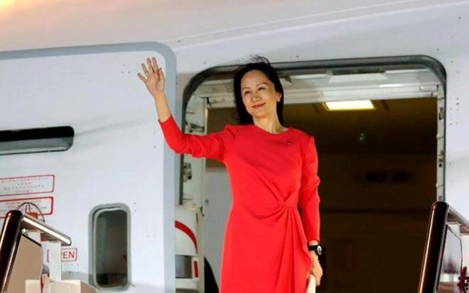 Nhà Trắng lên tiếng về thỏa thuận trả tự do cho bà Mạnh Vãn Chu - 1