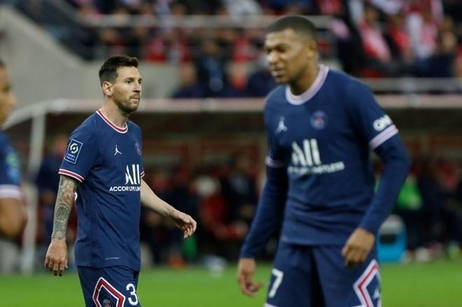 Messi cần phải điều chỉnh lối chơi để Mbappe tỏa sáng - 1