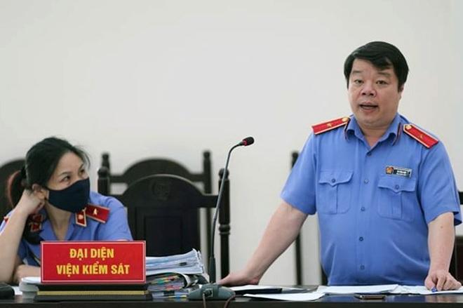 Vụ án Trịnh Xuân Thanh: Không chấp nhận đề xuất quýt làm, cam chịu - 1