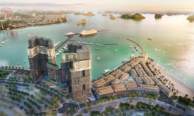 Điểm nhấn của căn hộ siêu sang The Platinum - Sun Marina Town - 1