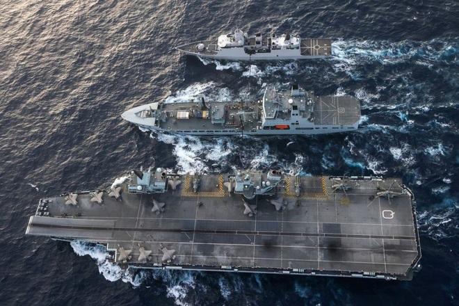 NATO kêu gọi Trung Quốc hành động có trách nhiệm trong hệ thống quốc tế - 1