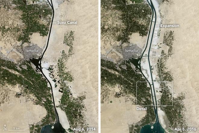 Những câu chuyện ít biết về kênh đào Suez - 4