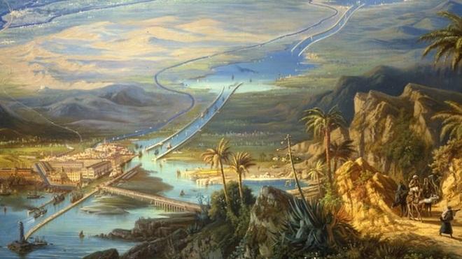 Những câu chuyện ít biết về kênh đào Suez - 2