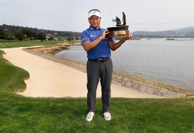 Golfer đầu tiên của Hàn Quốc thắng giải PGA Tour cao niên - 2