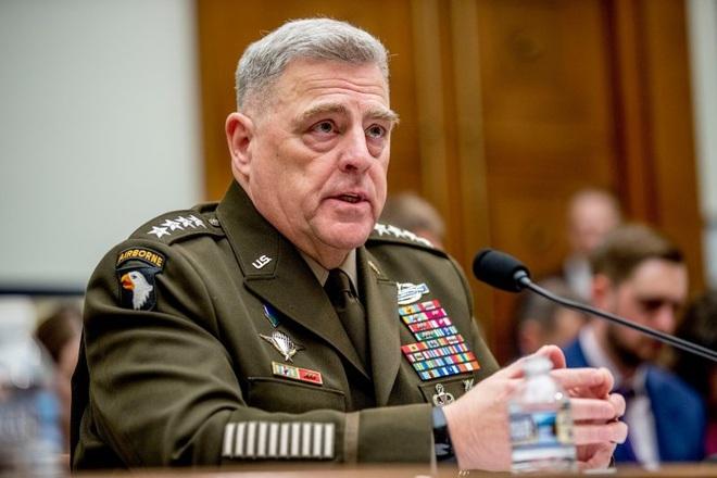 Tướng Mỹ giải trình việc qua mặt ông Trump liên hệ với Trung Quốc - 1