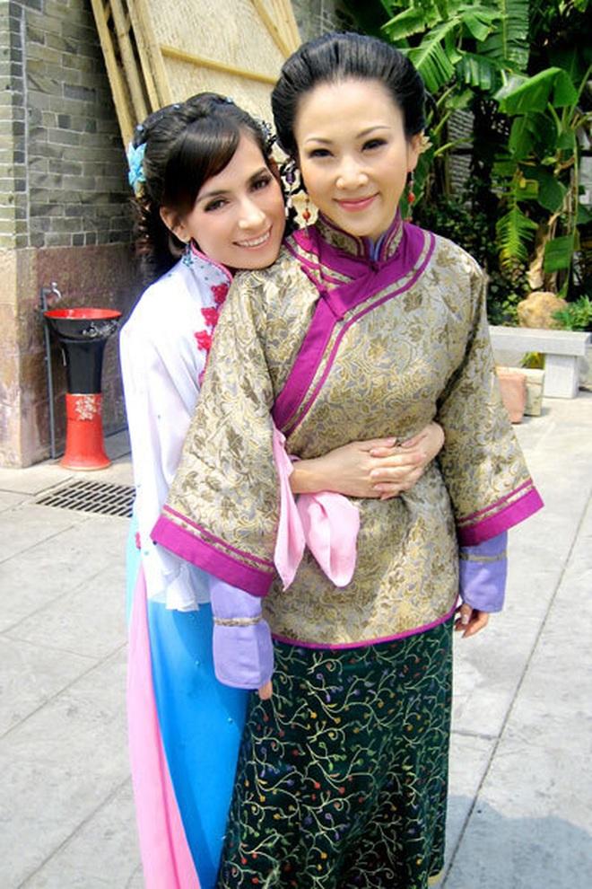 Xem lại Phi Nhung đóng phim Hoa ngữ với tài tử nổi tiếng của Châu Tinh Trì - 5