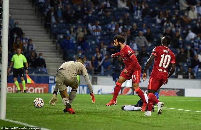 Liverpool thắng đậm Porto, AC Milan gục ngã trước Atletico - 1