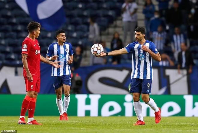 Liverpool thắng đậm Porto, AC Milan gục ngã trước Atletico - 4