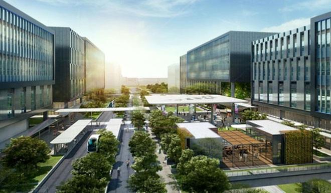 Tân Hoàng Minh chi gần 3.000 tỷ đồng xây khu công nghệ thông tin - 1