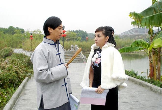 Xem lại Phi Nhung đóng phim Hoa ngữ với tài tử nổi tiếng của Châu Tinh Trì - 1