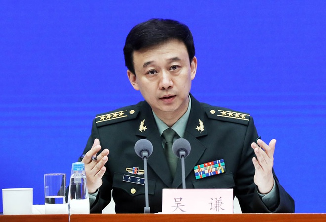 Quân đội Trung Quốc đòi Mỹ sửa chữa sai lầm - 1