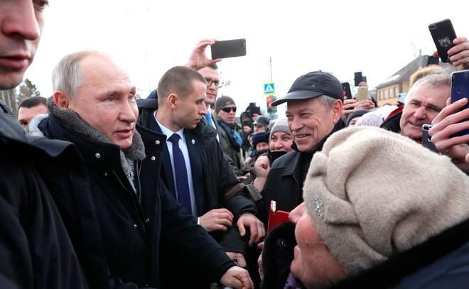 Điều ít biết về đội cận vệ lá chắn sống của Tổng thống Putin - 2
