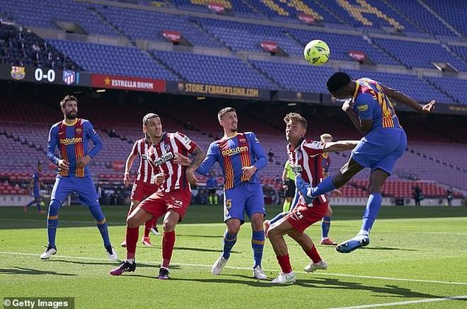 Lịch thi đấu bóng đá châu Âu cuối tuần: Barcelona đại chiến Atletico - 4