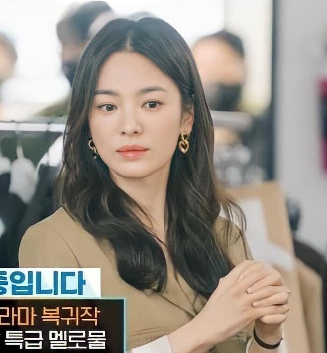 Song Hye Kyo đẹp đôi bên người tình màn ảnh kém 11 tuổi - 5
