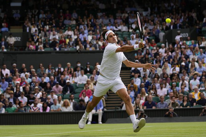 Nc247info tổng hợp: Federer nhận định về cuộc đua kỷ lục vô địch Grand Slam