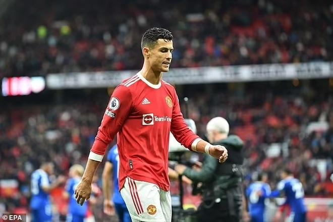 C.Ronaldo phá vỡ im lặng sau trận hòa thất vọng của Man Utd trước Everton - 1