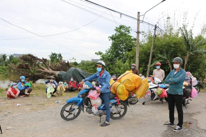 Không được thông chốt, sản phụ ở Long An bị lưu thai trên đường về quê - 2
